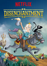 Disenchantment Season 1 (2018)