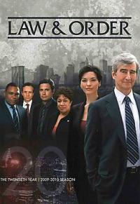 Law & Order Season 20 (2018)