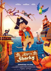 Capt&#39n Sharky (2018)