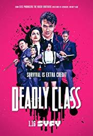 Deadly Class Season 1 (2018)