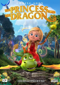 The Princess and the Dragon (2018)