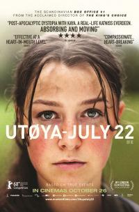 Utøya: July 22 (2018)